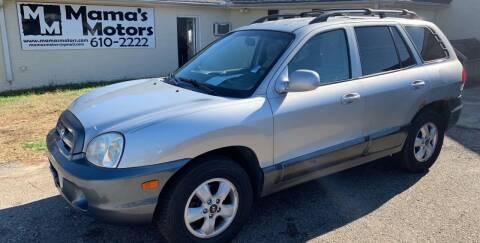 2005 Hyundai Santa Fe for sale at Mama's Motors in Greer SC