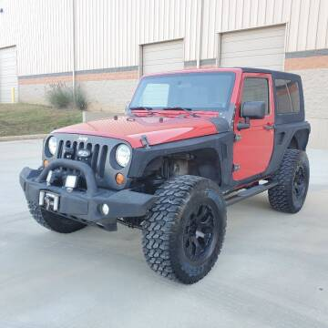 2009 Jeep Wrangler for sale at 601 Auto Sales in Mocksville NC