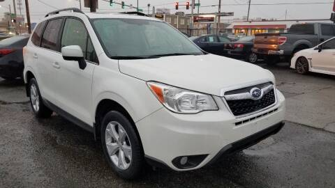 2016 Subaru Forester for sale at Seattle's Auto Deals in Seattle WA