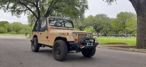 1995 Jeep Wrangler for sale at 210 Auto Center in San Antonio TX