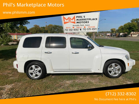 2006 Chevrolet HHR for sale at Phil's Marketplace Motors in Arnolds Park IA