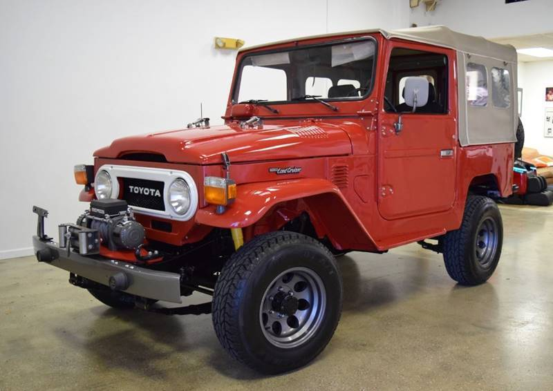 1978 Toyota Land Cruiser for sale at Thoroughbred Motors in Wellington FL