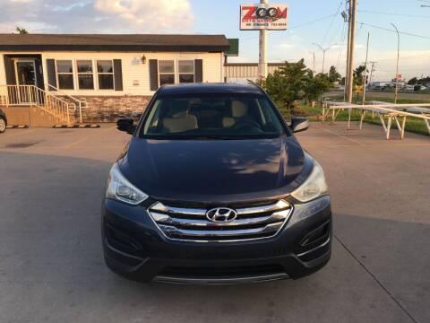 2013 Hyundai Santa Fe Sport for sale at Zoom Auto Sales in Oklahoma City OK