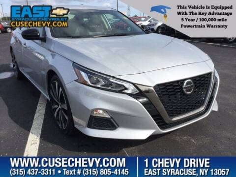 2019 Nissan Altima for sale at East Syracuse Performance Sales & Service in Syracuse NY