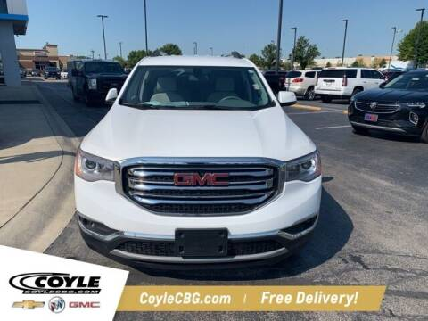 2018 GMC Acadia for sale at COYLE GM - COYLE NISSAN - New Inventory in Clarksville IN