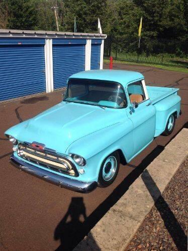 1957 Chevrolet Apache for sale in Cadillac, MI