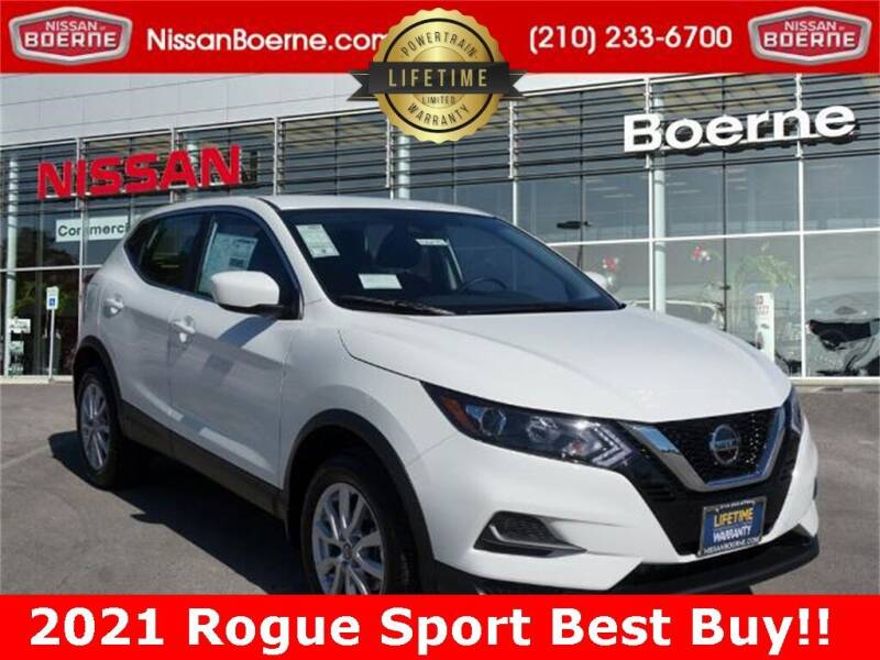 2021 Nissan Rogue Sport for sale in Boerne, TX