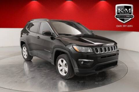 2018 Jeep Compass for sale at K&M Wayland Chrysler  Dodge Jeep Ram in Wayland MI