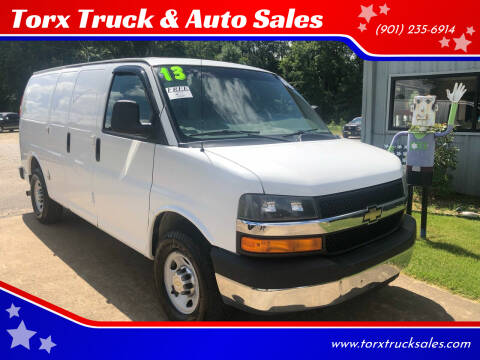2013 Chevrolet Express Cargo for sale at Torx Truck & Auto Sales in Eads TN