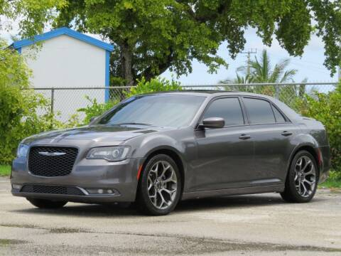 2016 Chrysler 300 for sale at DK Auto Sales in Hollywood FL
