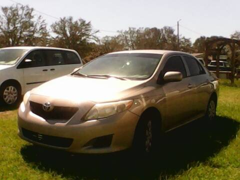 2010 Toyota Corolla for sale at CARZ4YOU.com in Robertsdale AL