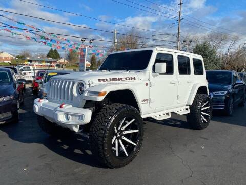 2019 Jeep Wrangler Unlimited for sale at WOLF'S ELITE AUTOS in Wilmington DE