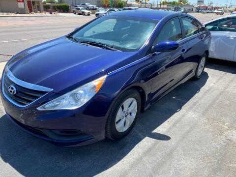 2014 Hyundai Sonata for sale at Brown & Brown Auto Center in Mesa AZ