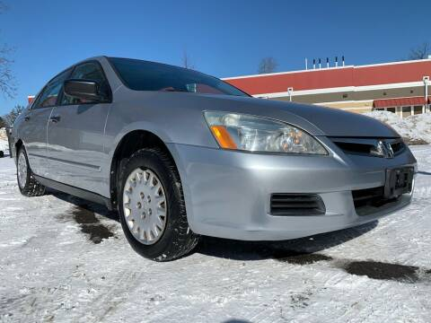 2007 Honda Accord for sale at Auto Warehouse in Poughkeepsie NY