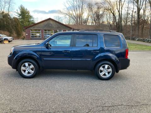 2011 Honda Pilot for sale at Lou Rivers Used Cars in Palmer MA