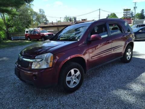 2009 Chevrolet Equinox for sale at Easy Does It Auto Sales in Newark OH