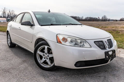 2008 Pontiac G6 for sale at Fruendly Auto Source in Moscow Mills MO