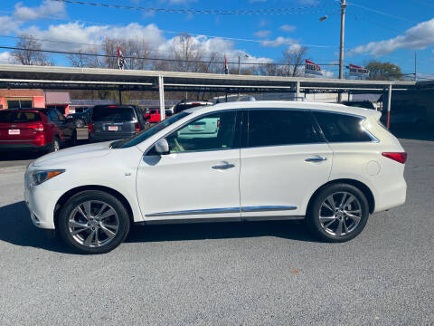 2014 Infiniti QX60 for sale at Lewis Used Cars in Elizabethton TN