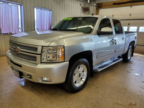 2012 Chevrolet Silverado 1500 for sale at Sand's Auto Sales in Cambridge MN