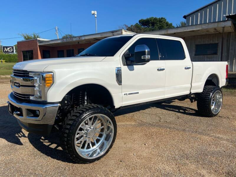 2017 Ford F-250 Super Duty for sale at JCT AUTO in Longview TX