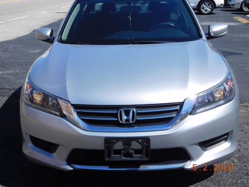 2015 Honda Accord for sale at Southbridge Street Auto Sales in Worcester MA
