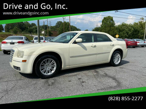 2009 Chrysler 300 for sale at Drive and Go, Inc. in Hickory NC