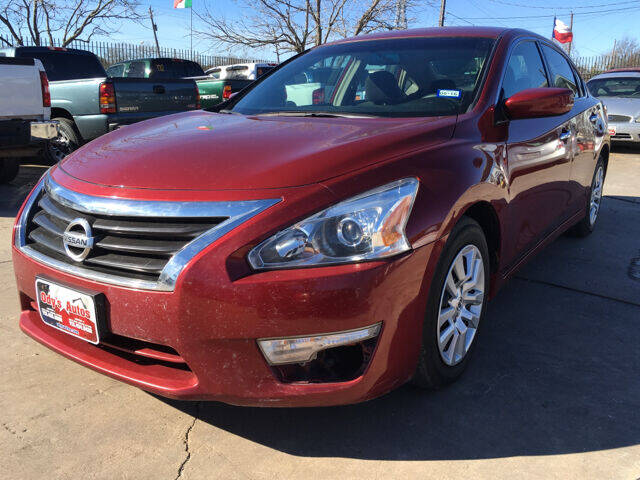 2013 Nissan Altima for sale at Ody's Autos in Houston TX