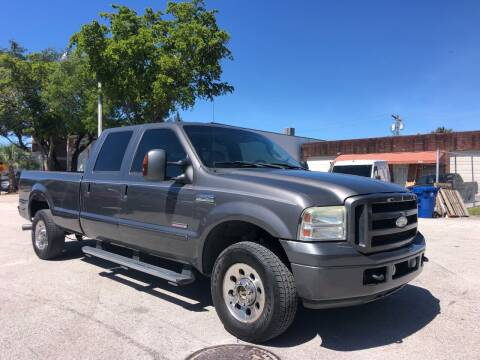 2006 Ford F-250 Super Duty for sale at Florida Cool Cars in Fort Lauderdale FL