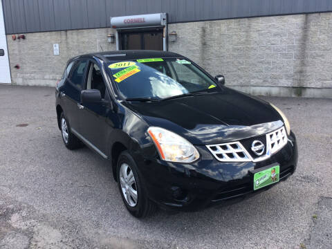 2011 Nissan Rogue for sale at Adams Street Motor Company LLC in Boston MA