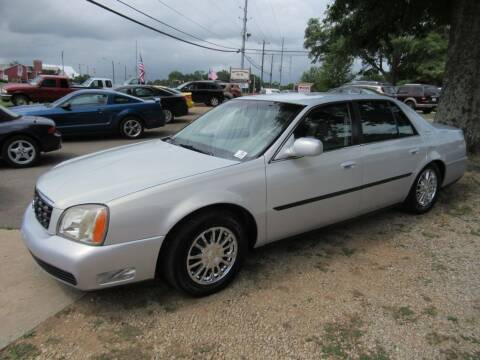 2005 Cadillac DeVille for sale at Dallas Auto Mart in Dallas GA