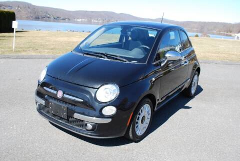 2012 FIAT 500 for sale at New Milford Motors in New Milford CT