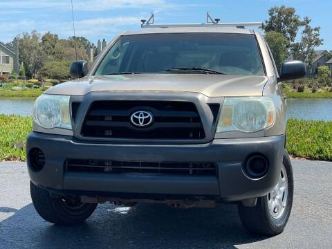 2005 Toyota Tacoma for sale at Continental Car Sales in San Mateo CA