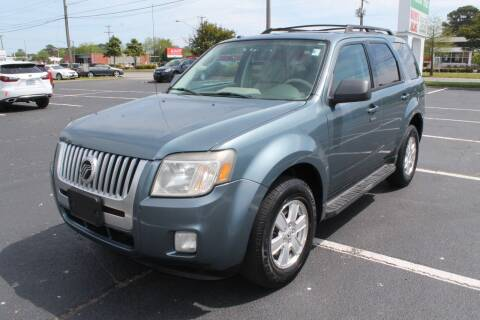 2010 Mercury Mariner for sale at Drive Now Auto Sales in Norfolk VA