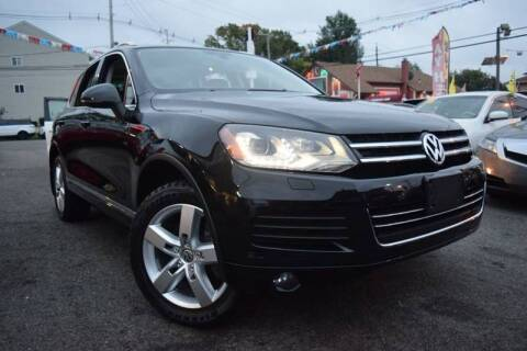 2014 Volkswagen Touareg for sale at VNC Inc in Paterson NJ