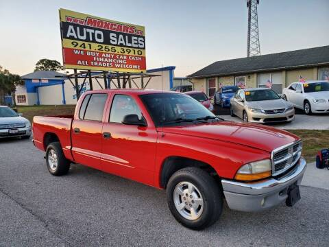 2001 Dodge Dakota for sale at Mox Motors in Port Charlotte FL