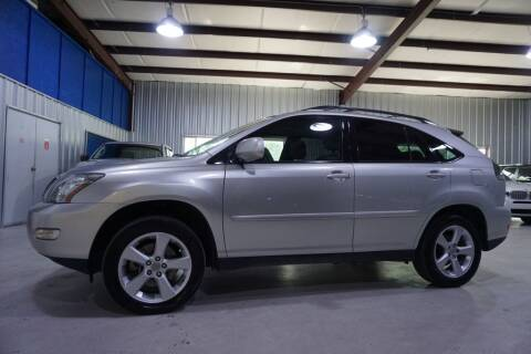 2004 Lexus RX 330 for sale at SOUTHWEST AUTO CENTER INC in Houston TX