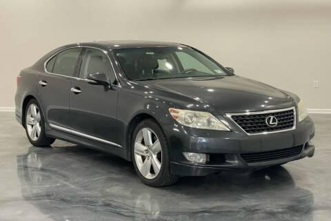 2011 Lexus LS 460 for sale at RVA Automotive Group in Richmond VA