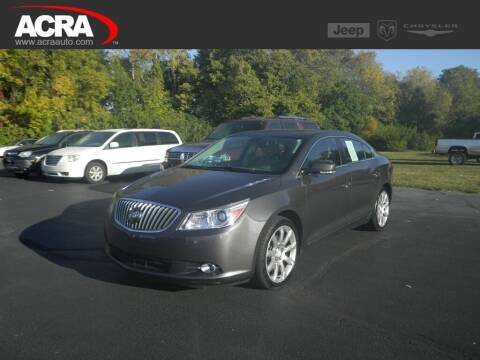 2013 Buick LaCrosse for sale at BuyRight Auto in Greensburg IN