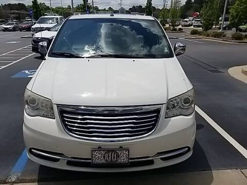 2011 Chrysler Town and Country for sale at Lou Sobh Kia in Cumming GA