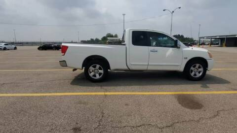 2004 Nissan Titan for sale at Buy Here Pay Here Lawton.com in Lawton OK