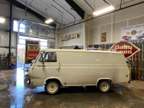 1967 Ford Econoline Heavy Duty for sale at Cool Classic Rides in Redmond OR
