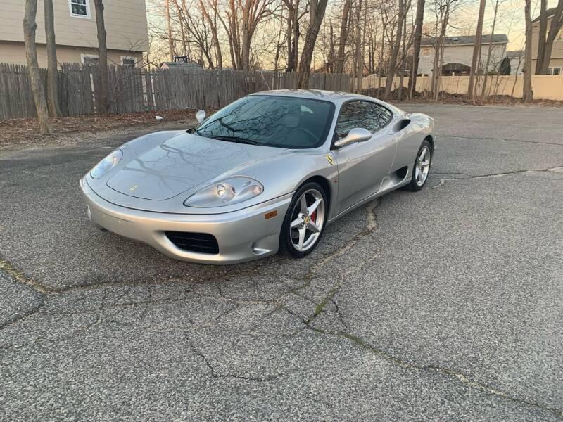 1999 Ferrari 360 Modena for sale in Holbrook, NY