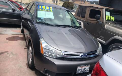 2011 Ford Focus for sale at Excelsior Motors , Inc in San Francisco CA