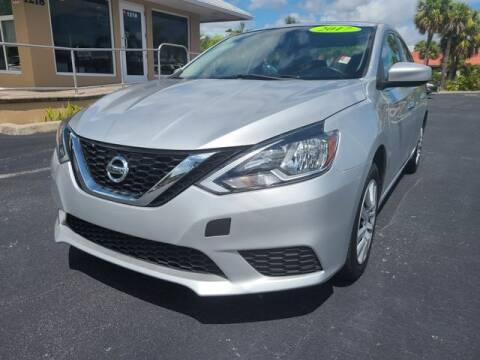2017 Nissan Sentra for sale at BC Motors of Stuart in West Palm Beach FL
