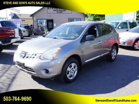 2011 Nissan Rogue for sale at Steve & Sons Auto Sales in Happy Valley OR