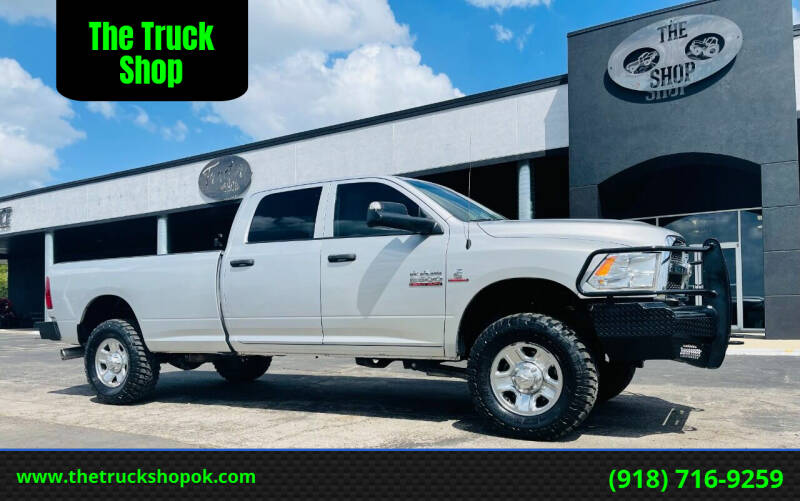 2017 RAM Ram Pickup 2500 for sale at The Truck Shop in Okemah OK
