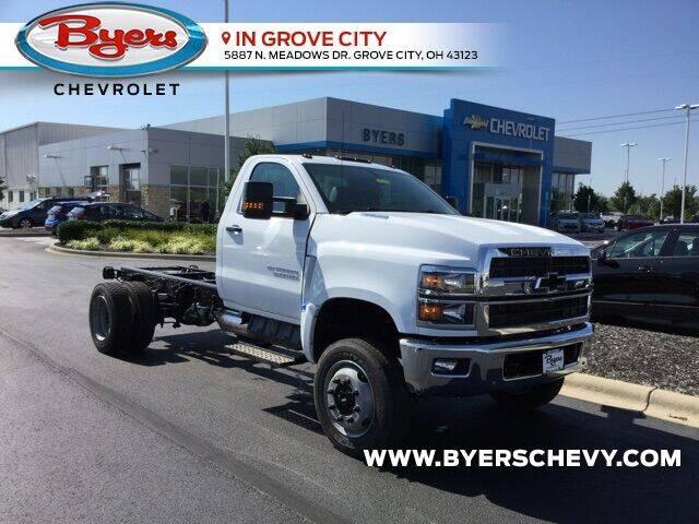 2020 Chevrolet Silverado 4500HD for sale in Grove City, OH
