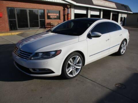 2013 Volkswagen CC for sale at Eden's Auto Sales in Valley Center KS