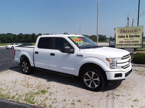 2019 Ford F-150 for sale at Dietsch Sales & Svc Inc in Edgerton OH