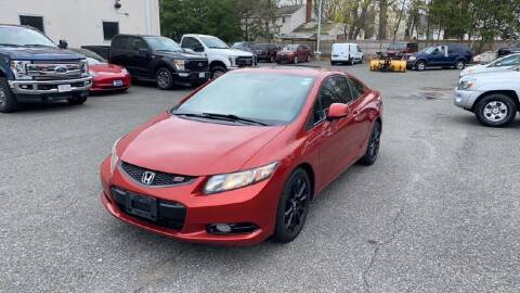 2013 Honda Civic for sale at Millennium Auto Group in Lodi NJ